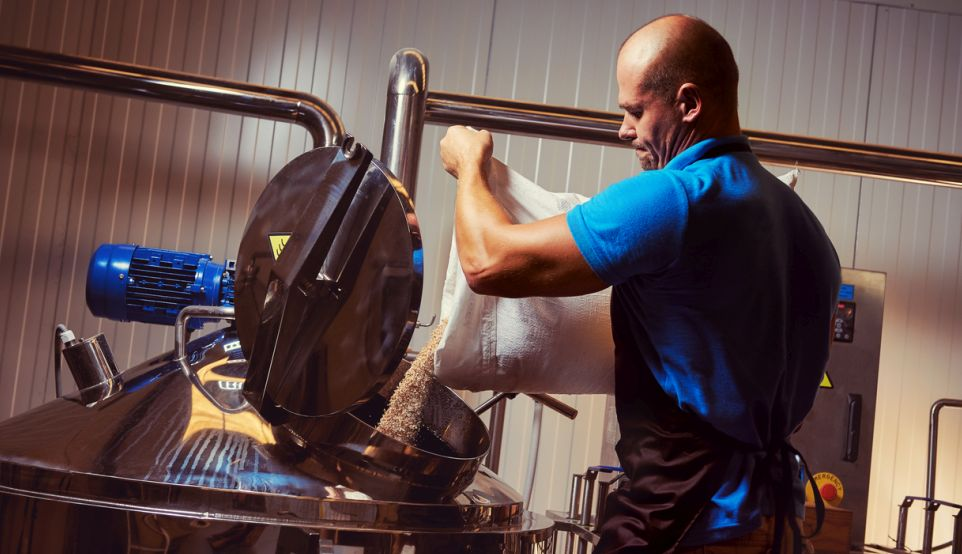 ergonomics for food and beverage industry