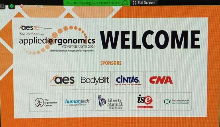 Applied Ergonomics Conference – Day 1 Recap article image