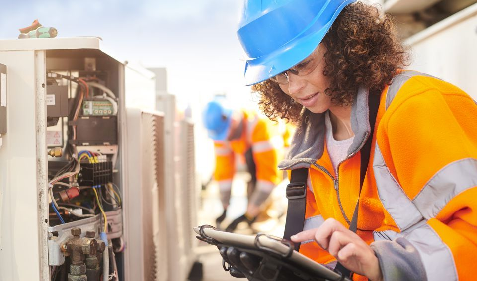Ergonomics for FIeld Services