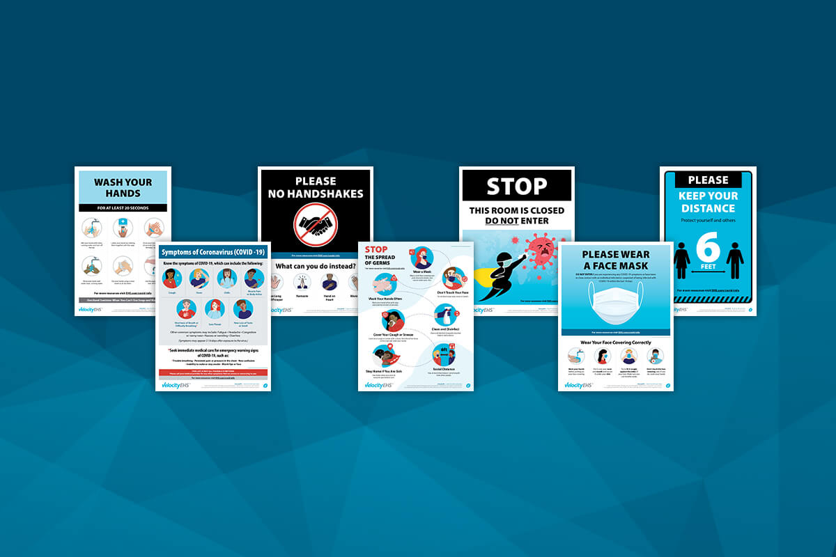 COVID-19 Safety Posters
