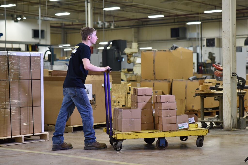 Manual Material Handling Equipment: What to Use and When article image