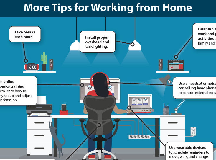 More Tips for Working from Home article image